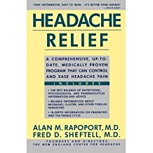 [(Headache Relief)] [Author: Rapoport] published on (December, 1991)