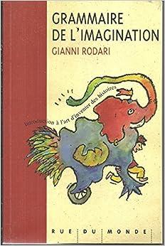 Book Grammaire de l'imagination
