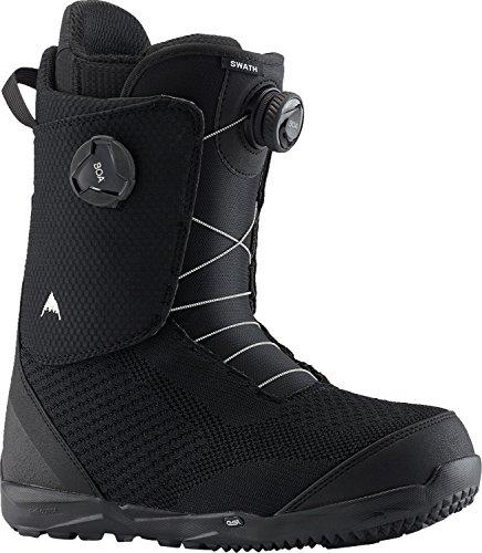 Burton Swath BOA Snowboard Boots Mens Sz 9.5 Black