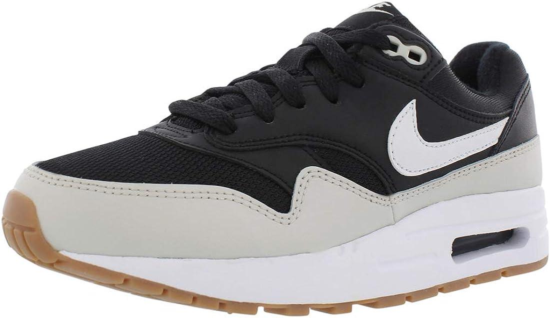 Nike Air Max 1 Big Kids' Shoes Black