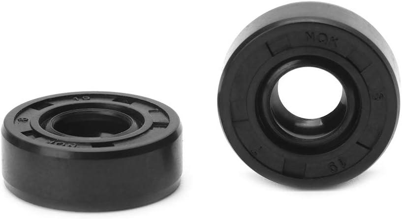 Tragbarer Breadmaker Sorbet Maschine Mixer Reparatur Teile Oil Seal Ring Innendurchmesser 8 Au/ßendurchmesser 19 St/ärke 7