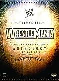 WWE WrestleMania: The Complete Anthology, Vol. III, 1995-1999 (WrestleMania XI-XV)