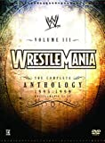 WWE WrestleMania: The Complete Anthology, Vol. III, 1995-1999 (WrestleMania XI-XV)