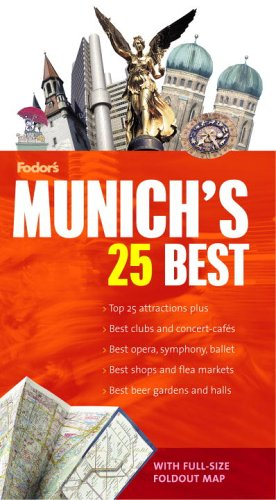 Fodor's Citypack Munich's Best