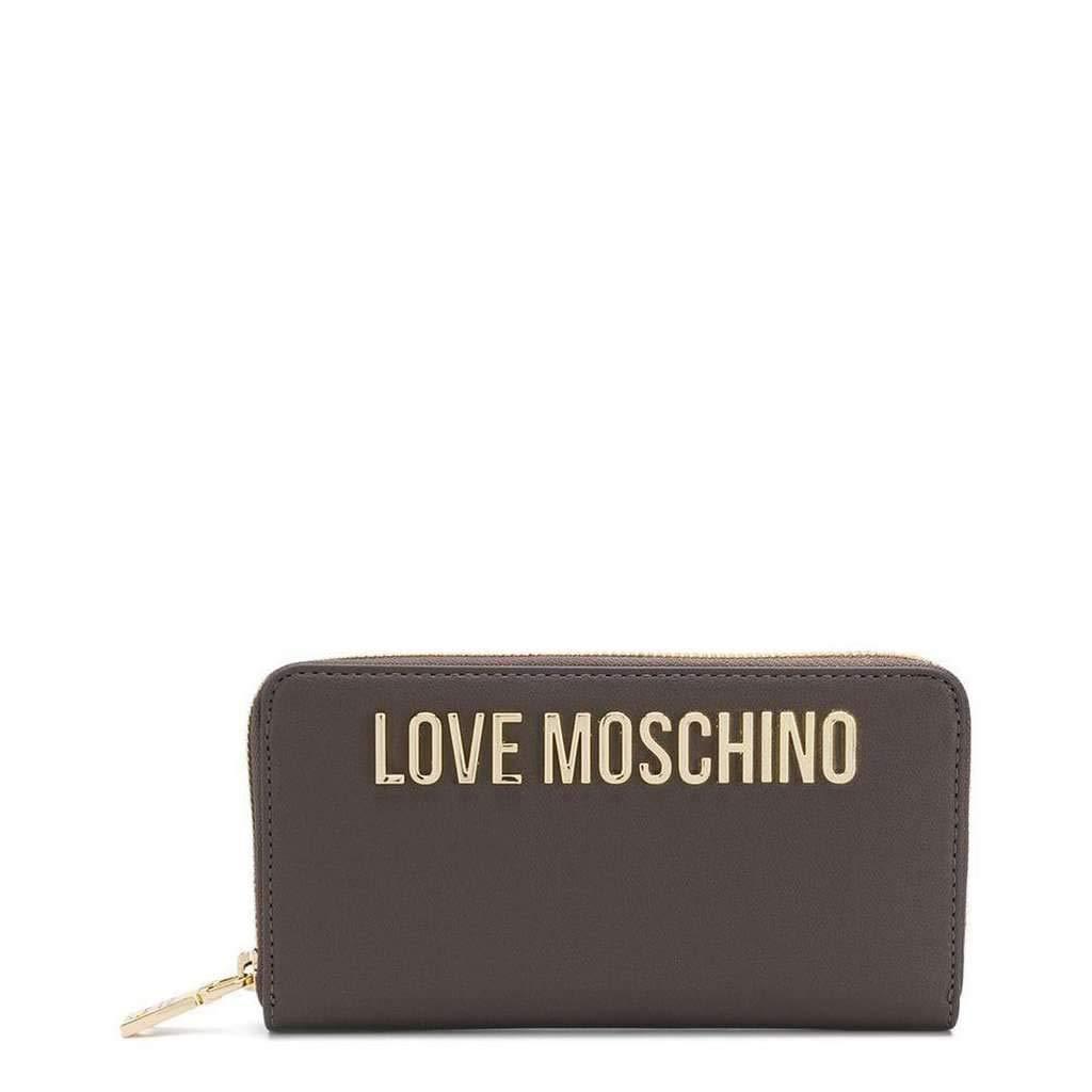 Love Moschino Portafogli Soft Grain Pu, Portefeuilles