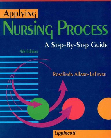 Applying Nursing Process: A Step-By-Step Guide