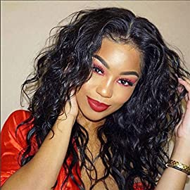 8A Body Wave Glueless Full Lace Human Hair Wigs With Baby Hair Pre Plucked Wavy Lace Wigs Brazilian Virgin Hair Lace Front Human Hair Wigs For Black Women