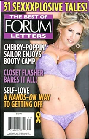 Best of Forum Letters Magazine 141 Amazon penthouse Books