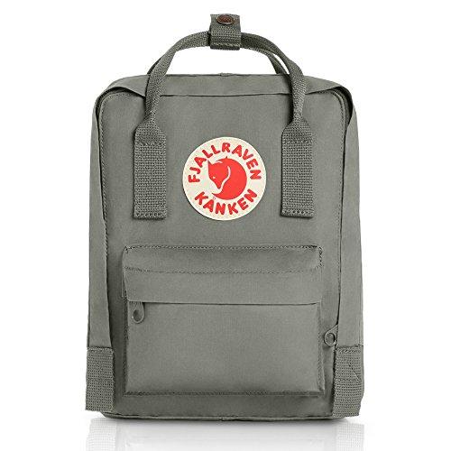 Fjallraven Kanken Mini Daypack, Fog