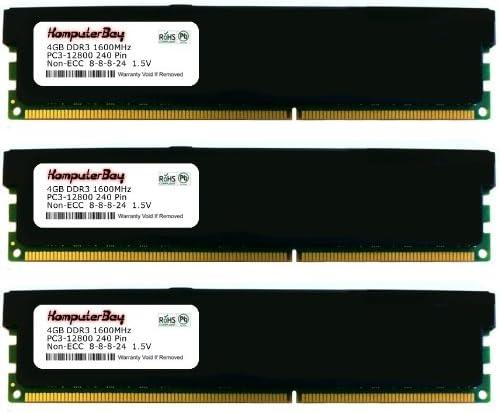 DDR3 8GB PC3-12800 1600 MHz Desktop DIMM Computer Cooling Vest Game Memory RAM