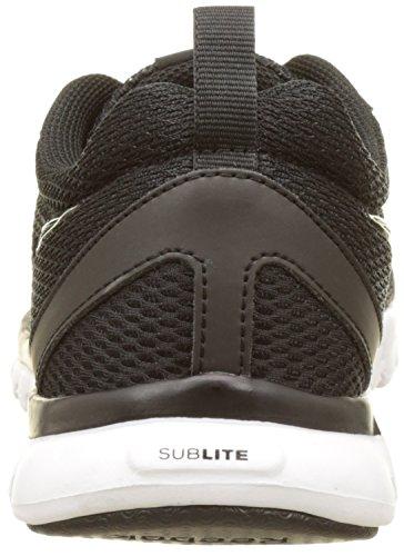 Reebok Sublite Sport, Zapatillas de Running para Hombre Negro (Black / White)