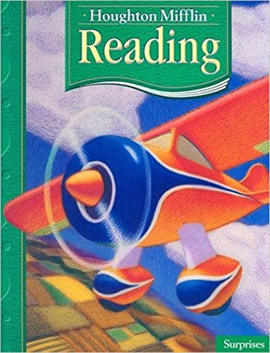 Houghton Mifflin Reading: Student Edition Grade 1.3 Surprises 2005