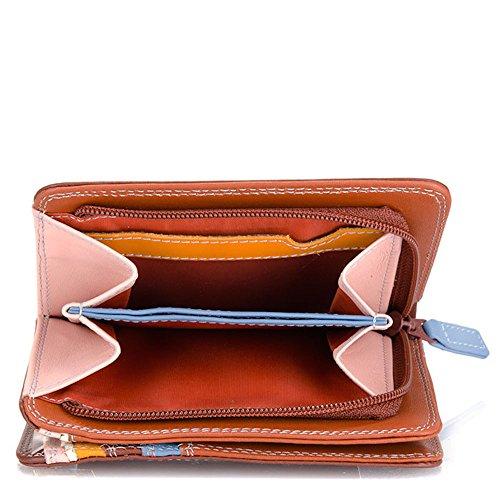 mit Mywalit 231 Portemonnaie Geldbörse Mittlere Reißverschluss Siena wtw4HF1xq