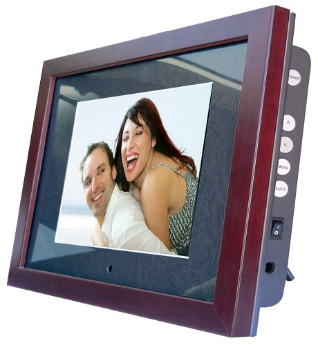 CEIVA 8-inch Digital Photo Frame with Card Reader