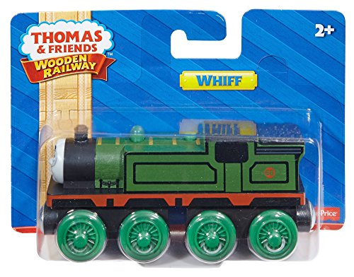 Thomas & Friends Fisher-Price Wooden Railway, Whiff by Thomas & Friends (Image #4)