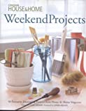 Canadian House and Home Weekend Projects, Cobi Ladner, 1552782891