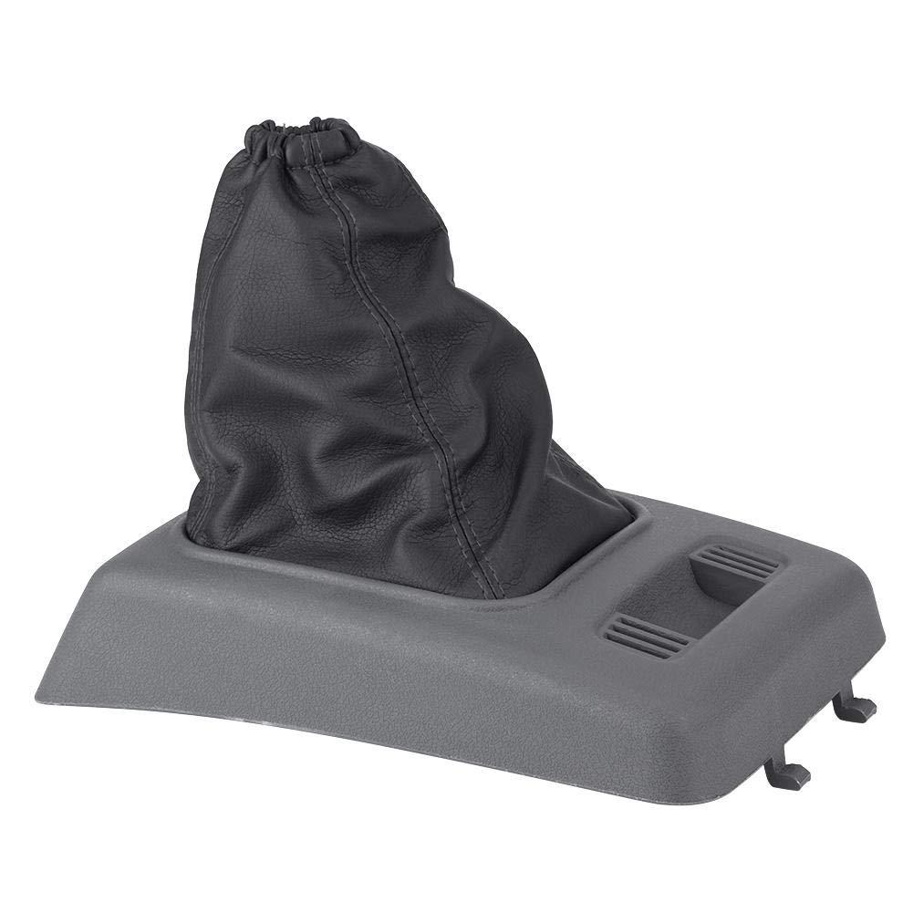 KIMISS Funda de polvo de la bota de cambio de marcha del autom/óvil Shiter Gear Gaiter para Transit Connect 2006-2012