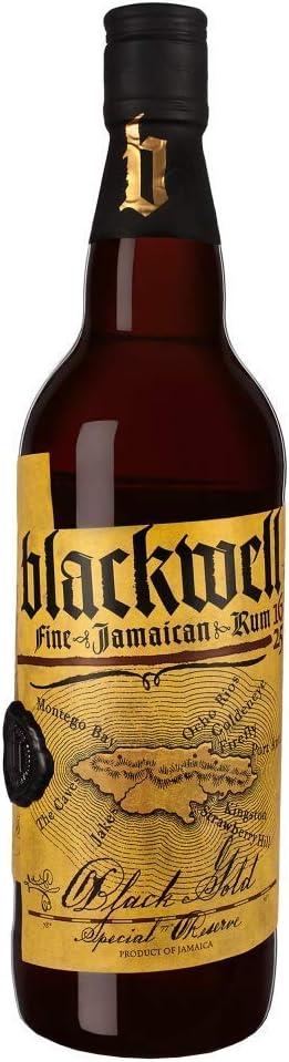 Blackwell Fine Jamaican Rum - Crema para el cabello (1 x 0,7 l)