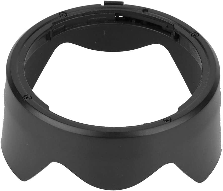Oumij Lens Hood for Canon,ES-68II ABS Camera Lens Hood Mount,Camera Accessory,Replacement Lens Hood for Canon EOS EF 50mm f//1.8 STM Lens