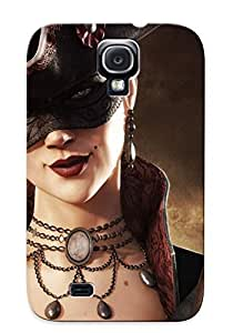 Galaxy S4 Assassins Creed Iv - Black Flag Print High Quality Tpu Gel Frame Case Cover For New Year's Day