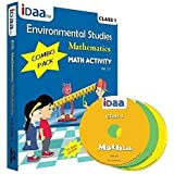 Idaa Class 1-Combo (Mathematics, Environmental Studies & Maths Activity) CBSE (CD)
