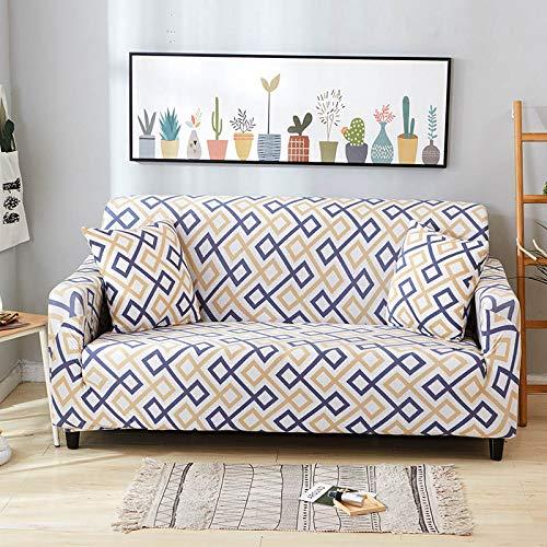 Kuendrem - Funda de sofá Flexible para salón, elástica ...