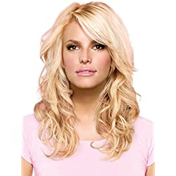 Hairdo 20 inch Soft Waves Tru2Life Styleable Synthetic Extension R29S Glazed Strawberry
