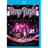 deep purple - ehit orchestra live at montreaux 2011 (blu-ray) blu_ray Italian Import