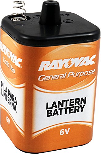 Rayovac General Purpose Lantern Battery