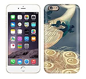 High Quality PEACOCK Art NO.87 Tpu Case For Iphone 6 by icecream design
