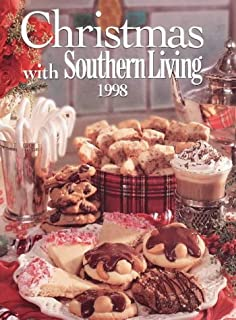 Christmas With Southern Living Cookbook Volume 2 Southern Living 9780848716967 Amazon Com Books
