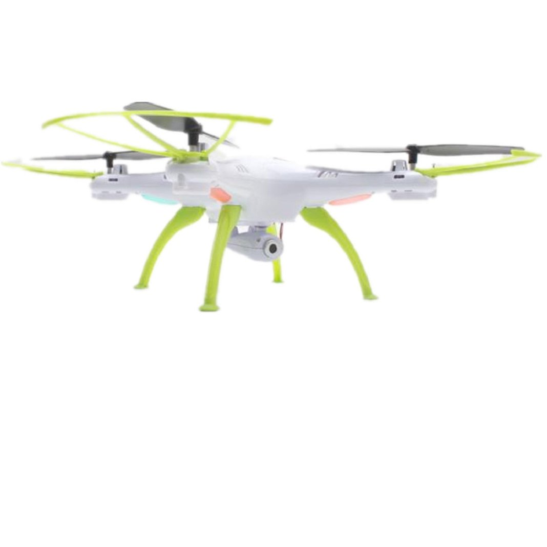 Sisit Quadcopter Drohne UFO, Syma X5HW-I FPV 2,4 GHz 4CH RC Headless Quadcopter Drone UFO mit Hover (Weiß)