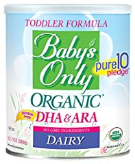 Dairy with DHA