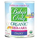 Baby's Only Organic Dairy with DHA & ARA Formula, 12.7 Ounce