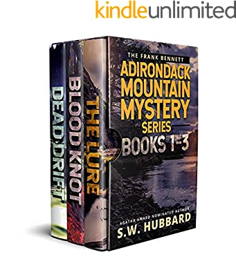 The Frank Bennett Adirondack Mountain Mystery Series: Books 1-3: Frank Bennett Adirondack Mountain Mystery Series Boxed Set