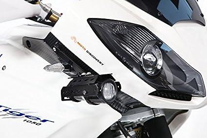 Amazoncom Triumph Tiger 1050 Hella Fog Lights Kit With Mounting