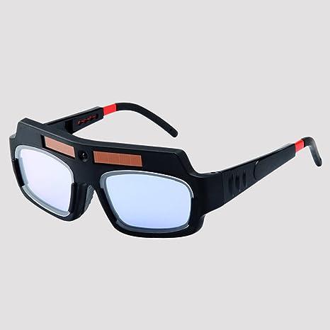 YUNFEILIU Gafas/Soldadores De Soldadura De Cambio Automático Gafas Especiales/Protección Ocular Gafas De