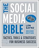 The Social Media Bible, Lon Safko, 0470623977