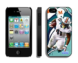 NFL Miami Dolphins iPhone 4 4S Case 049 iPhone 4s Case