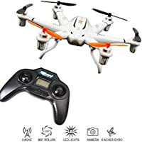 Remote Controlled Rechargeable Six-motor Airplane Rotatable Motor Arm Drone Helicopter 4 Channels 6 Axis Gyro 2.4 Ghz