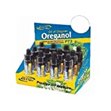 North American Herb & Spice Travel Shipper Oreganol 0.25oz, 12 Pack