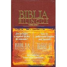 Spanish-English Bilingual Bible-PR-VP/Gn-Protestant