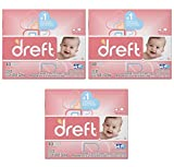 Dreft Baby Original Scent Powder Laundry Detergent,Recommended by Pampers, 40 Loads, 53 oz (Pack of 3)
