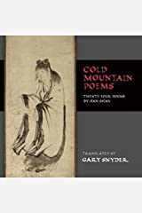 Cold Mountain Poems Hardcover
