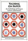 Talking on Paper, Shannon Applegate, 0870713787