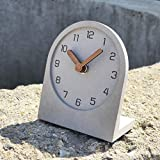 Mooqs Wood Silent Non-Ticking Battery Operated