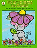 Clip Art for Spring and Summer
