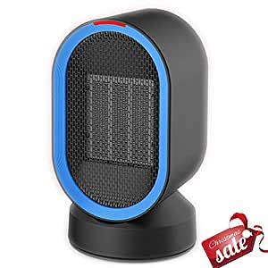 Personal Space Heater Portable Desktop Heater 600w Ptc