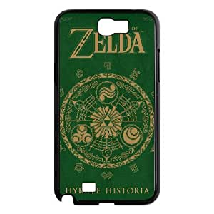 Phone Accessory for Samsung Galaxy Note 2 N7100 Phone Case The Legend of Zelda T575ML