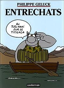 """Afficher """"Le Chat Entrechats"""""""